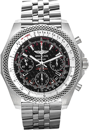 Breitling for Bentley B06 Czarny/Stal Ø44 mm AB061221-BD93-980A