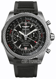 Breitling for Bentley Supersports B55 Czarny/Guma Ø49 mm E2736522-BC63-220S-E20DSA.2