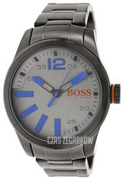 84696d4b9dc49 Hugo Boss Paris Srebrny/Stal Ø44 mm 1513060