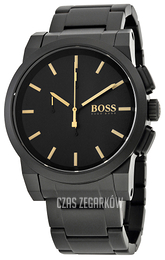 Hugo Boss Czarny/Stal Ø46 mm 1513276