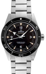 Omega Seamaster Diver 300m Master Co-Axial 41mm Czarny/Stal Ø41 mm 233.30.41.21.01.001