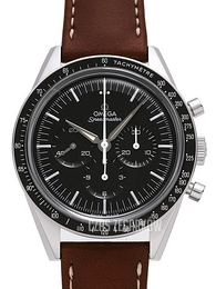 Omega Speedmaster Moonwatch Numbered Edition 39.7mm Czarny/Skóra Ø39.7 mm 311.32.40.30.01.001