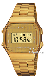 Casio Casio Collection Stal w odcieniu złota 38.6x36.3 mm A168WG-9BWEF