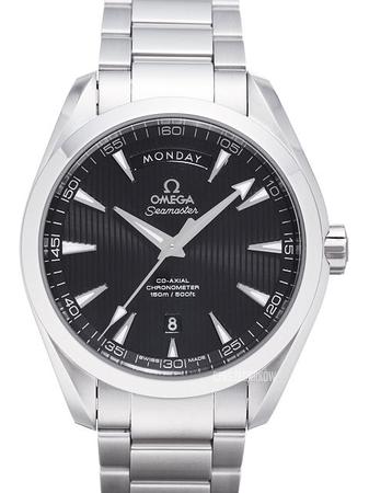 98e30ab9c2cf6b 231.10.42.22.01.001 Omega Seamaster Aqua Terra 150m Co-Axial Day-Date  41.5mm   Czas Zegarków