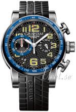 Graham Silverstone Czarny/Guma Ø44 mm