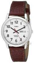 Timex Easy Reader Srebrny/Skóra Ø35 mm