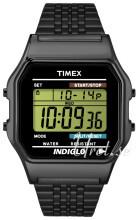 Timex Classic Ekran LCD/Stal